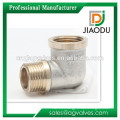 1/2 Inch 3/4*1/2 Inch 3/4 Inch 1 Inch 1.1/4 Inch male female Brass/Nickel plated/Chrome plated,Yellow thread Brass Elbow Fitting