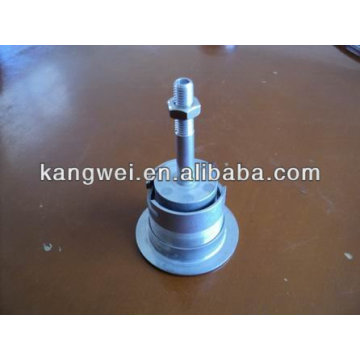 Downlight made by aluminum casting