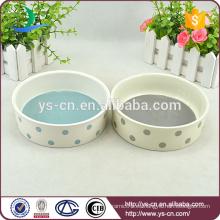 Venta al por mayor de cerámica Pet Dog Bowls en China
