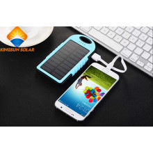 High Quality 5000mAh Solar Power Bank