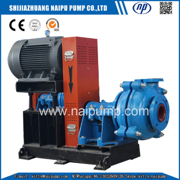 4/3 CAH High Slurry Pump in lega di cromo