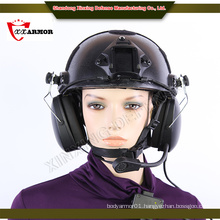 NIJIIIA Kevlar Communications ballistic helmet