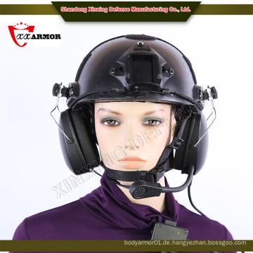 NIJIIIA Kevlar Communications ballistischer Helm