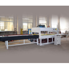 Vertical Lifting Automatic High Frequency Wood Finger Joint Machine