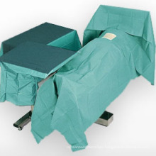 Surgical Drapes Use Spunlace Nonwoven Fabric Very Breathable