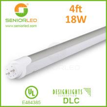 Tubo de alta calidad T8 LED 1800mm de iluminación con lastre electrónico