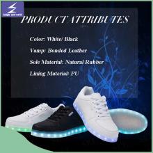 Heiße Verkaufs-Qualitäts-LED-Schuhe mit 7 Farben für Männer