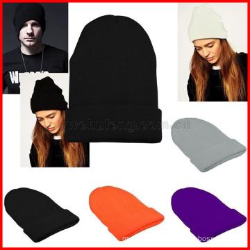 Slouchy Beanie Winter Warm Knit Ski Skater Hip-hop Hat Men's Women's Unisex
