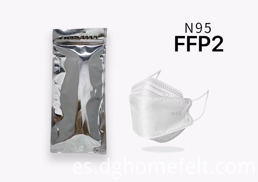 FDA CE N95 Disposable Face Mask