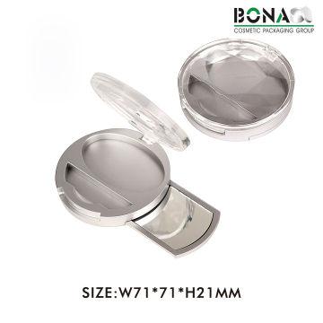 Best Seller Simple Design Compacto Espelho Cosmético com Maquiagem com Bons Preços