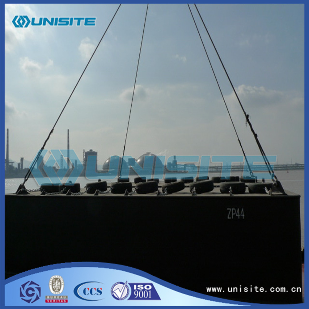 Marine Construction Pontoon Fitting