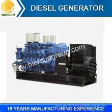 Fábrica da China 4160V, 11,000, 6600V, 13800Volts gerador diesel de alta tensão