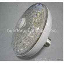 10W e27 led sensor emergency light