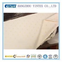Tissu de polyester tricoté en forme d'étoile pour matelas de bébé
