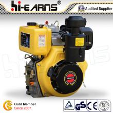 14HP Keyway Shaft Diesel Engine Electric Start (HR192FB)