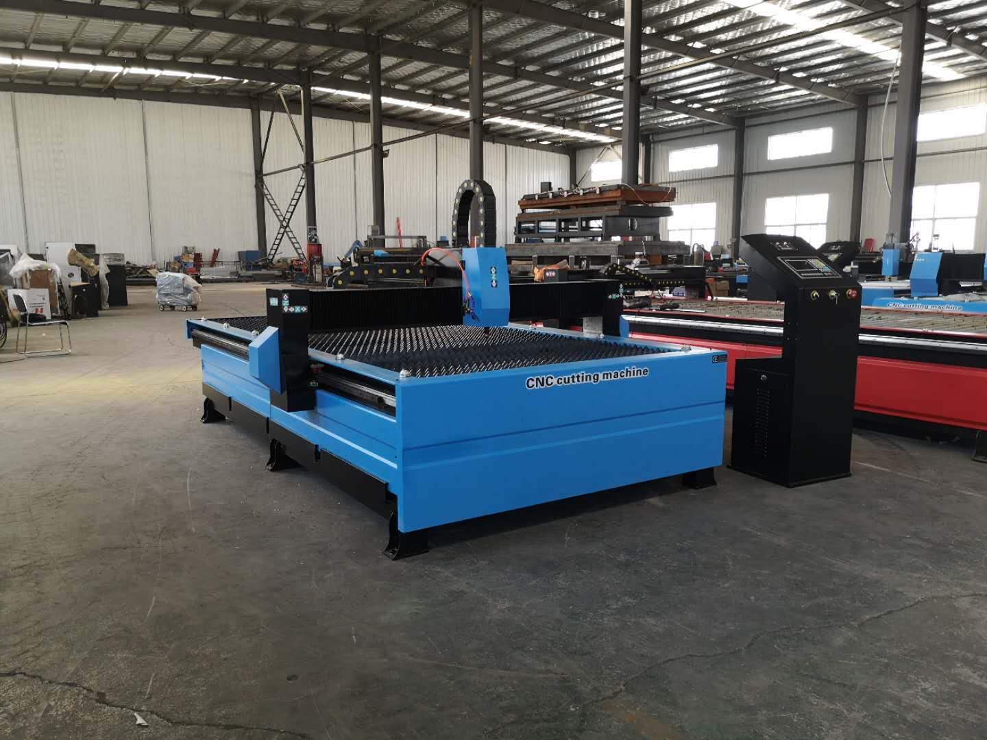 cnc gas cutting machine