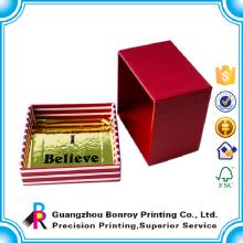 Soem-Formart und weiseentwurf reizender erstklassiger Schmuckpapierkasten