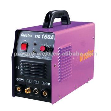 Hochwertige LED Digital Show Inverter WIG / MMA Maschine TIG160A