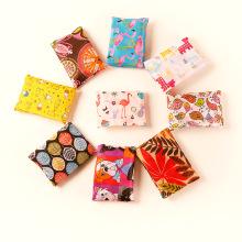 2021High quality wholesale storage bag foldable reusable folding shopping bag