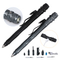 Aufladen von Aluminium Self Defense Pen Tactical Pen