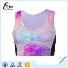 Sublimation Women Running Underwear Gym Bra for Wholesale