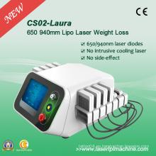 CS02 Zoho Niza Buen resultado Sistema Lipolaser para adelgazar cuerpo