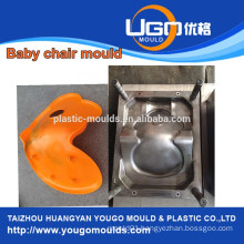 Taizhou cheap price plastic baby chair mould makers