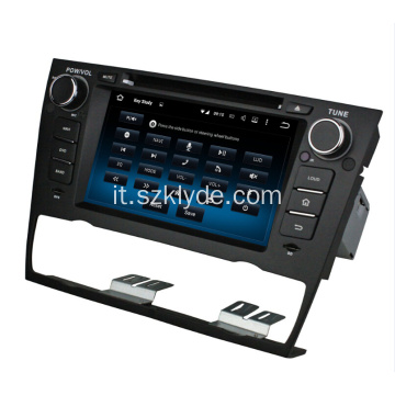 Android 7.1 Car Player per BMW E90