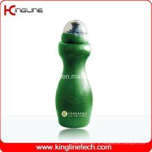 Garrafa de água de plástico, garrafa de esportes plástica, garrafa de esportes de 680 ml (KL-6711)