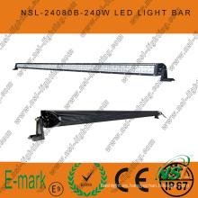80PCS * 3W 42inch LED Light Bar, Spot / Flood / Combo LED Light Bar para camiones