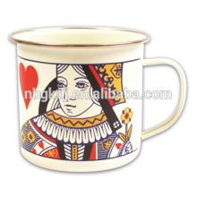 Esmalte cuidadoso mejor taza de joyshaker Esmalte cuidadoso mejor taza de joyshaker