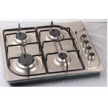 Cocina de gas incorporada de 4 hornillas / estufa de gas
