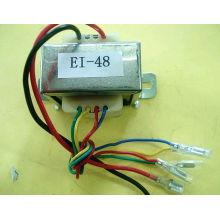 Transformador eletrônico de 220v ac 12v