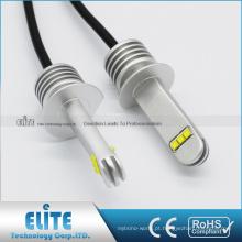 Luzes de condução 750LM da névoa da lâmpada de sinal 30W H1 do poder superior 750LM bulbos universais do diodo emissor de luz do estilo