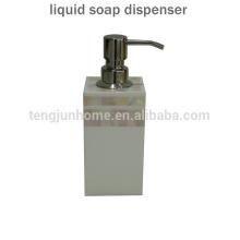 Distributeur de pompe à détergent en mosaïque à coquille perlée Canosa
