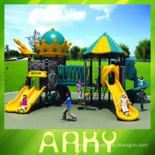 Colorful Children Castles outdoor Equipment