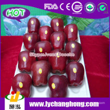 2014 New Crop China Red Huaniu Apple Red Delicious Apples Supplier