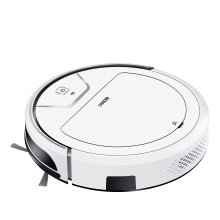 Robot Vacuum Cleaner 2000PA Suction 360 ° Smart Sensor Protection Quiet Self-Charging WiFi Remote Application Control