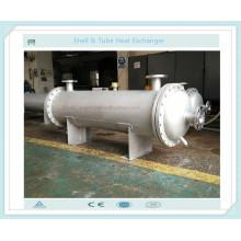 Теплообменник Shell & Tube в качестве промышленного конденсатора из Гуанчжоу