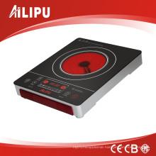 2017 New Design Kitchen Appliance One Burner Infrared Cooker