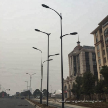 professional factory direct supply 12m height customized hot dip galvanized street light pole with cheap price