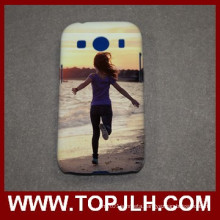 3D Sublimation Blank Plastic Phone Case for Samsung Galaxy Ace 4