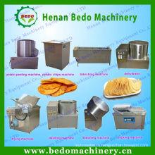 широко используемые картофельные чипсы оборудование /натуральные картофельные чипсы линия для продажи