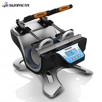 Horno de sublimación 3D doble - estación taza prensa St-210with CE