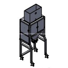 2 Heads Weigher For 5-25kg Machine