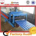High-end Step Tile Forming Machine para materiales de construcción de metal