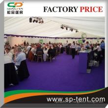 Grande tente d'événement 40m x 50m pour la cérémonie de fête et la soirée