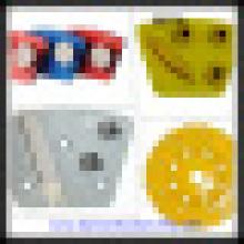 Diamante Ranger placas para polimento de concreto e piso de resina epóxi