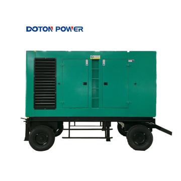 Low Consumption Container Trailer Diesel Generator