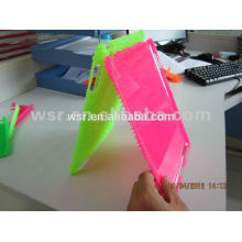 ISO9001 & TS16949 factory provied clear flat silicone mat